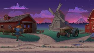 миниатюра скриншота Creepy Road