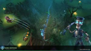 миниатюра скриншота Hero Defense