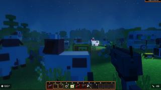 Скриншоты  игры Dead Acres