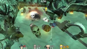 миниатюра скриншота Super Snow Fight