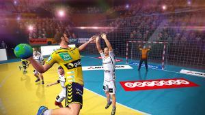 миниатюра скриншота Handball 16
