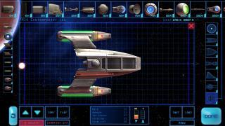 Скриншоты  игры Defect