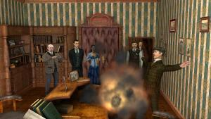 миниатюра скриншота Sherlock Holmes: The Silver Earring