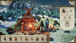 Скриншоты  игры Valhalla Hills
