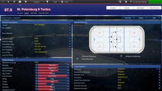 Скриншоты  игры Eastside Hockey Manager