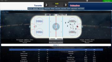 Скриншот Eastside Hockey Manager
