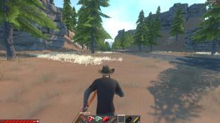 Скриншоты  игры Hurtworld