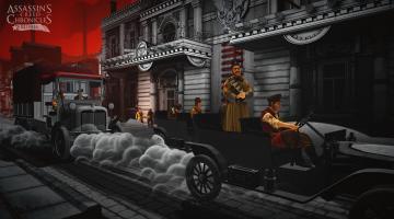 Скриншот Assassin's Creed Chronicles: Russia