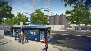 Скриншоты  игры Bus Simulator 16
