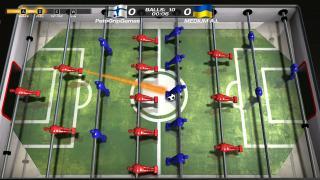 Скриншоты  игры Foosball: World Tour
