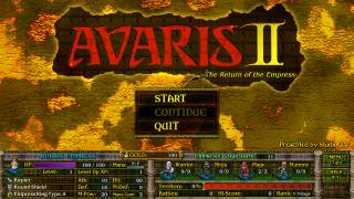 Скриншоты  игры Avaris 2: The Return of the Empress