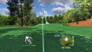 миниатюра скриншота Golf Masters