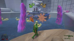 миниатюра скриншота Mean Greens - Plastic Warfare, the