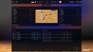 Скриншоты  игры Pro Basketball Manager 2016