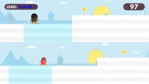 миниатюра скриншота Surfingers
