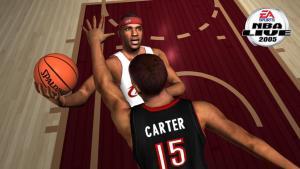 миниатюра скриншота NBA Live 2005
