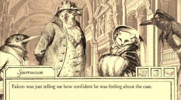 Скриншот Aviary Attorney