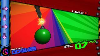 Скриншот Super Bomb Rush