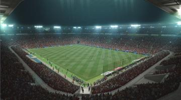 Скриншот Pro Evolution Soccer 2016