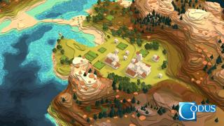 Скриншоты  игры Godus Wars