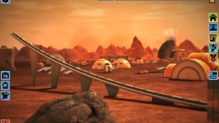 Скриншоты  игры Earth Space Colonies