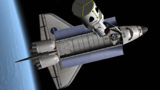 Скриншоты  игры Orbiter
