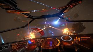 Скриншоты  игры Elite Dangerous: Arena