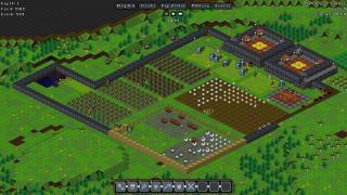 Скриншоты  игры Gnomoria