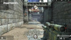миниатюра скриншота Phantomers