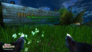 миниатюра скриншота Bear Simulator