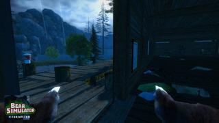 Скриншоты  игры Bear Simulator