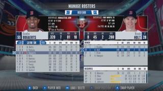 Скриншот RBI Baseball 2016