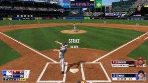 миниатюра скриншота RBI Baseball 2016