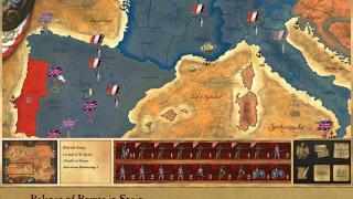 Скриншоты  игры Victory and Glory: Napoleon