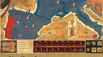 Скриншот Victory and Glory: Napoleon