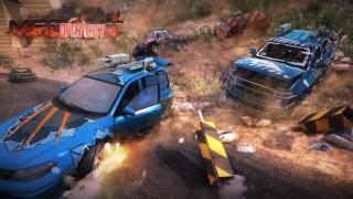 Скриншот MadOut Open City