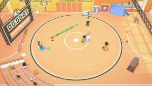 миниатюра скриншота Stikbold! A Dodgeball Adventure