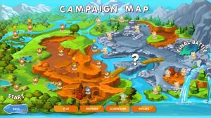 миниатюра скриншота Mushroom Wars