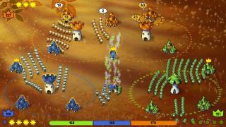 Скриншоты  игры Mushroom Wars