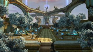 Скриншоты  игры Titan Siege