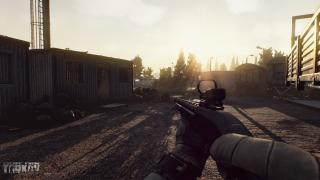 Скриншоты  игры Escape from Tarkov