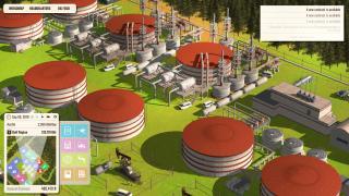 Скриншоты  игры Oil Enterprise