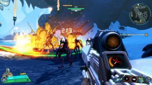 миниатюра скриншота Battleborn