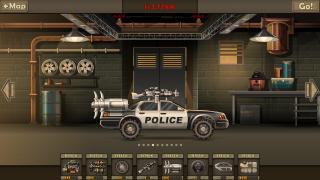 Скриншот Earn to Die 2