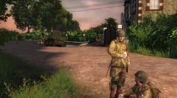 Скриншот Brothers in Arms: Road to Hill 30