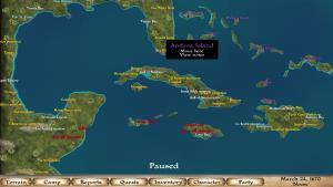 миниатюра скриншота Blood & Gold: Caribbean