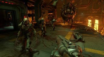 Скриншот Doom (2016)