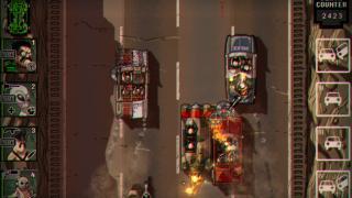 Скриншоты  игры Death Skid Marks