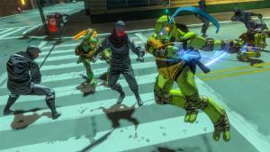 миниатюра скриншота Teenage Mutant Ninja Turtles: Mutants in Manhattan