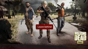 миниатюра скриншота Walking Dead: No Man's Land, the